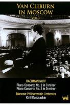 Van Cliburn - In Moscow Vol. 3