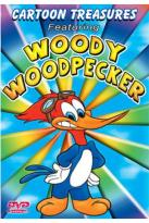 Cartoon Treasures Featuring Woody Woodpecker