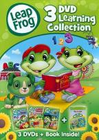 LeapFrog: 3 DVD Learning Collection