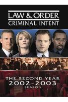 Law & Order: Criminal Intent - The Second Year