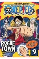 One Piece - Vol. 9: Roguetown