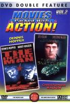 Movies Packed with Action Vol 2 - The Inside Man/ The Mind Snatchers