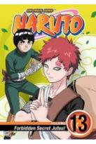 Naruto - Vol. 13: Lee's Hidden Strength: Forbidden Secret Jutsu!