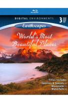 Living Landscapes: Earthscapes - World's Most Beautiful Places