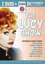 Lucy Show + Video Ipod Ready Disc