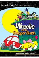 Hanna-Barbera Classic Collection - Wheelie and the Chopper Bunch - The Complete Series