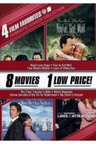 Tear-Jerkers Collection: 4 Film Favorites/Romantic Comedy Collection: 4 Film Favorites