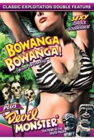 Wild Women Double Feature: Bowanga, Bowanga/Devil Monster