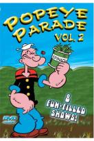 Popeye Parade, Vol. 2