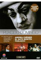 Placido Domingo: My Greatest Roles, Vol. 4 - Verismo Opera