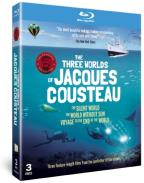 Three Worlds of Jacques Cousteau