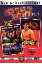 Masters Of Kung Fu Volume 2 - The Street Fighter/ The Chinese Connection