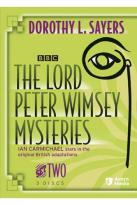 Lord Peter Wimsey Mysteries: Set Two