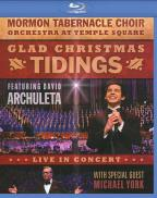 Mormon Tabernacle Choir/David Archuleta/Michael York: Glad Christmas Tidings