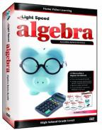 Standard Deviants Light Speed - Algebra - Complete 4-Program Series