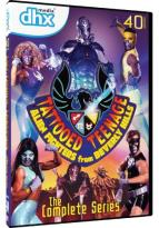 Tattooed Teenage Alien Fighters from Beverly Hills - The Complete Series