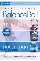Body Target Balance Ball Media Set