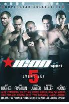 Icon Sport 5 Event Set - Fire In The Cage