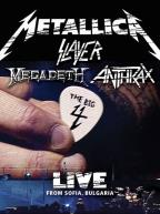 Metallica/Slayer/Megadeth/Anthrax: The Big 4 - Live from Sofia, Bulgaria