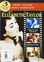 Elizabeth Taylor DVD Triple Bill: Father's Little Dividend / Life With Father / The Last Time I Saw Paris