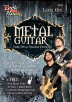 Metal Guitar: Dark Metal, Triads & Chuggings Level 1