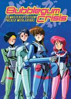 Bubblegum Crisis - Special Collectors Set