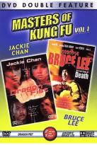 Masters Of Kung Fu Volume 1 - Dragon Fist/ Goodbye Bruce Lee