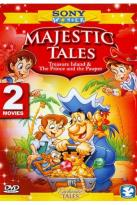 Enchanted Tales - The Prince and the Pauper/Treasure Island - Double Feature