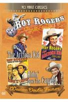 Roy Rogers Western Double Feature, Vol. 2: Arizona Kid/Ridin Down the Canyon