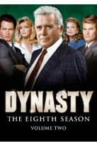 Dynasty: The Eighth Season, Vol. 2