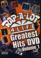 Rap A Lot 4 Life Greatest Hits - Vol. 1