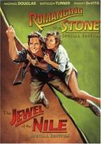 Romancing the Stone/The Jewel of the Nile - Gift Set