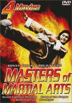 Masters of Martial Arts - 4 Movie Set