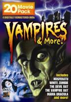 Vampires & More! - 20 Movie Pack