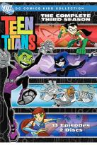 Teen Titans - The Complete Third Season