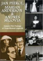 Jan Peerce, Marian Anderson and Andres Segovia