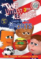 Littlest Leaguers Learn to Play - Sports Collection
