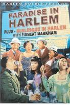 Harlem Double Feature: Paradise in Harlem/Burlesque in Harlem