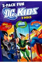DC Kids: 3-Pack Fun