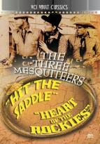 Three Mesquiteers Western Double Feature, Vol. 1