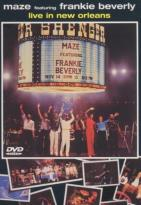 Maze - Featuring Frankie Beverly: Live in New Orleans