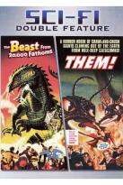 Them!/The Beast from 20,000 Fathoms