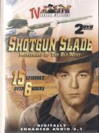 TV Classic Westerns - Shotgun Slade 2-Pack