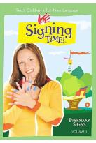 Signing Time! Vol. 3 - Everyday Signs