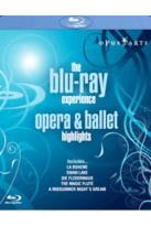 Blu-ray Experience - Opera and Ballet Highlights
