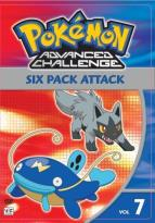Pokemon Advanced Challenge - Vol. 7: Six Pack Attack