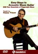 Essentials Of Fingerstyle Blues 2