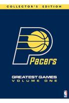 NBA Indiana Pacers Greatest Game Collection - Volume 1