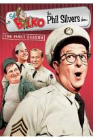 Sgt. Bilko: The Phil Silvers Show - The Complete First Season
