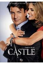 Castle - The Complete Fifth Season